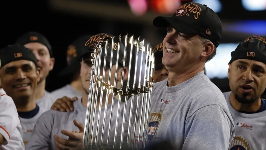Image result for astros win world series 2017