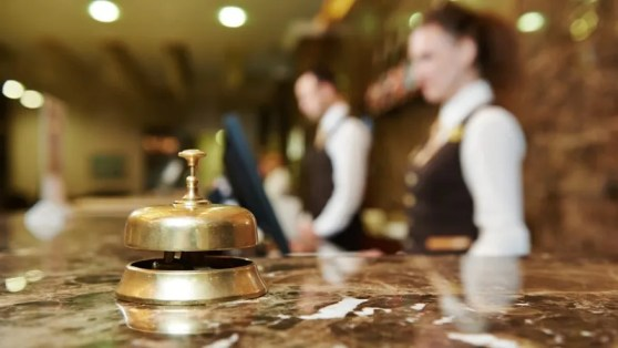 Image result for hotel front desk