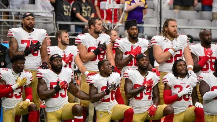A regional airport wants to protest incoming Super Bowl flights because of the kneeling controversy.