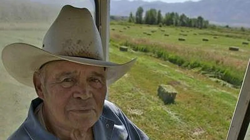 In 2002, the federal government seized Raymond Yowell's 132 cattle and later sold them at auction before the U.S. Bureau of Labor Management sent him a bill for $180,000 in back grazing fees and penalties. Twelve years later, Yowell, seen here in 2011, told FoxNews.com he's still looking for the 'equality and justice' he heard about as a schoolboy. (AP)