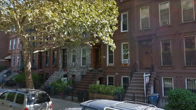 The location of a deadly home invasion in Brooklyn, New York.