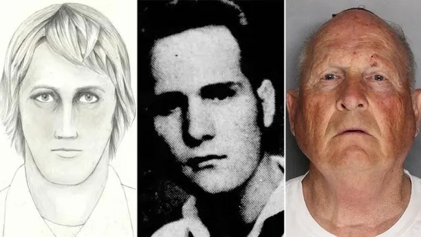 Image result for golden state killer