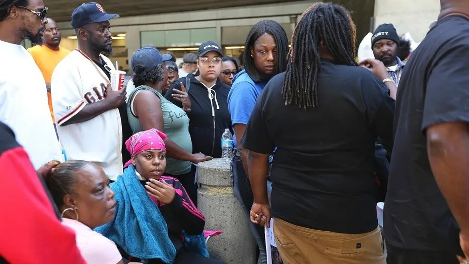Image result for blacks attack bart riders