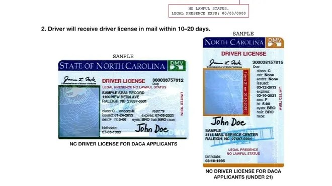 License North License Carolina Carolina 2013 Drivers 2013 North Drivers