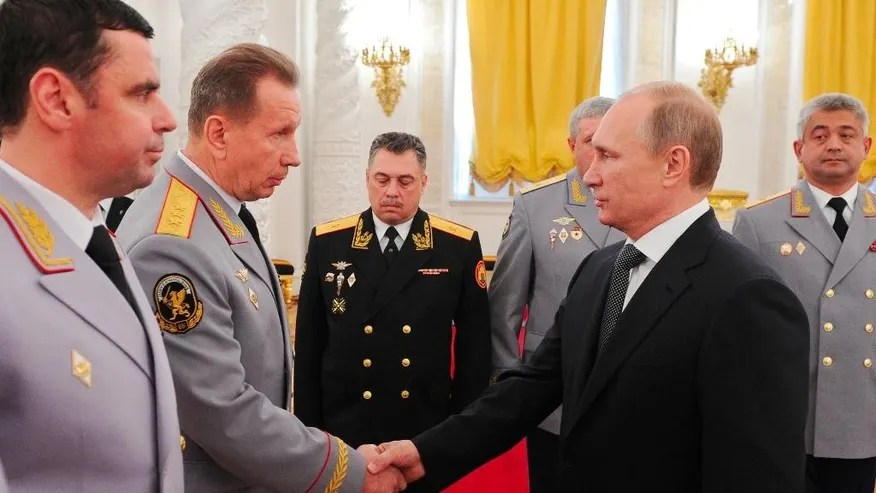 Bodyguard Services Moscow