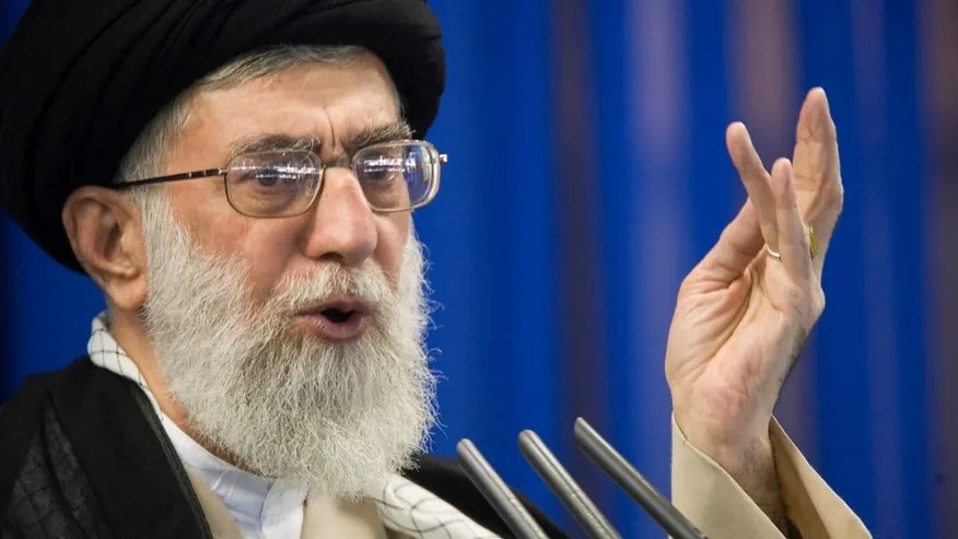 "Iran's Supreme Leader said Saturday that Saudi Arabia is a ""cow being milked"" by the U.S."