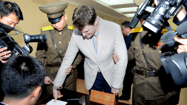 warmbier 3 REUTERS