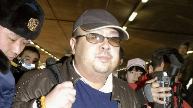 Kim Jong Nam arrives at Beijing airport in 2007. The half-brother of Kim Jong Un was killed early 2017 in a daring assassination in Malaysia.