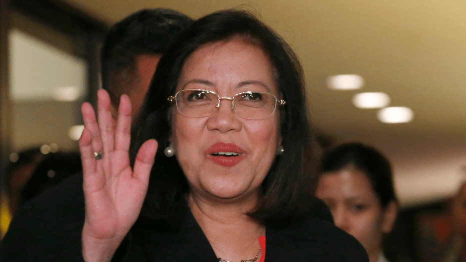 Sereno back to work