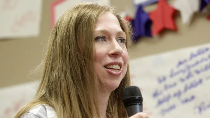 Chelsea Clinton is under fire for skipping her daughter Charlotte's first day of school to campaign for Hillary