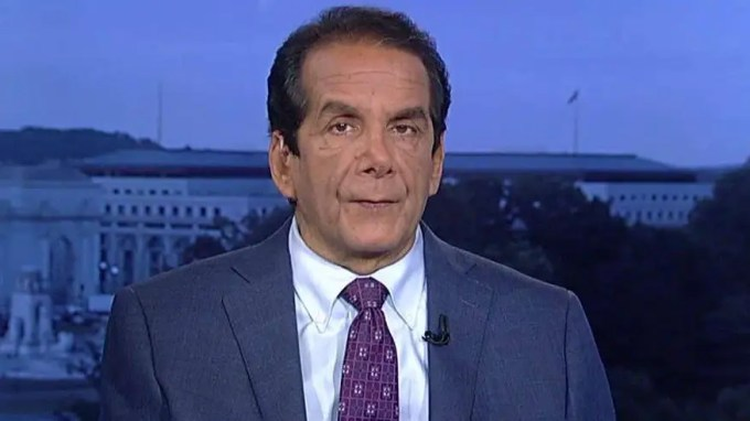 Krauthammer on Earnest ISIS fight