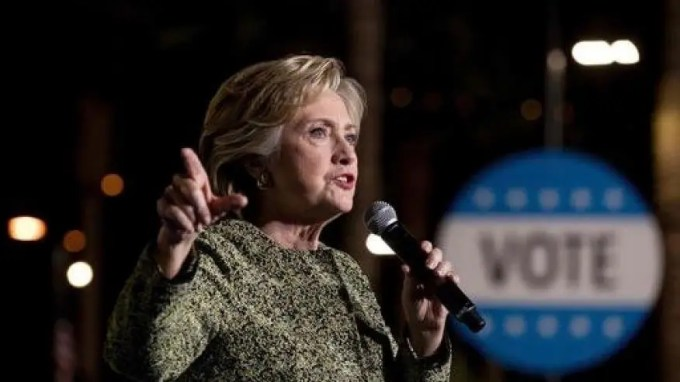 Gregg Jarrett weighs in on the fallout to the Democratic nominee's presidential campaign
