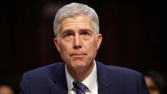 Supreme Court nominee delivers opening statement