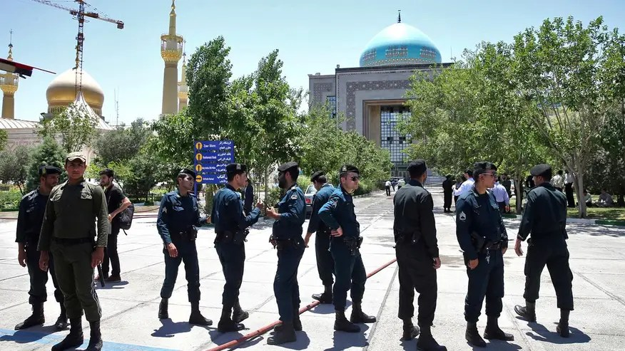 Image result for iran attack