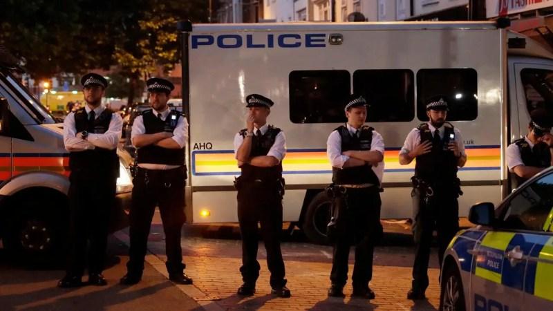 London Van Suspect Identified Arrested In Terror Investigation Fox News