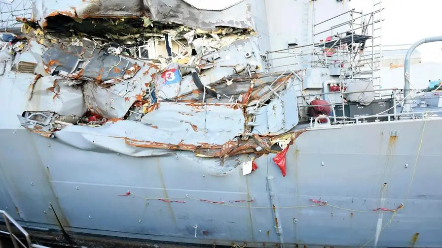Officials tell Fox News that two navigation teams on the Fitzgerald failed to speak up about possible risk before a cargo vessel ripped a hole in the side of the ship, killing seven sailors who were trapped in flooded compartments