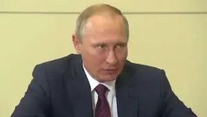 Rep. Adam Kinzinger reacts to Russia leader's op-ed
