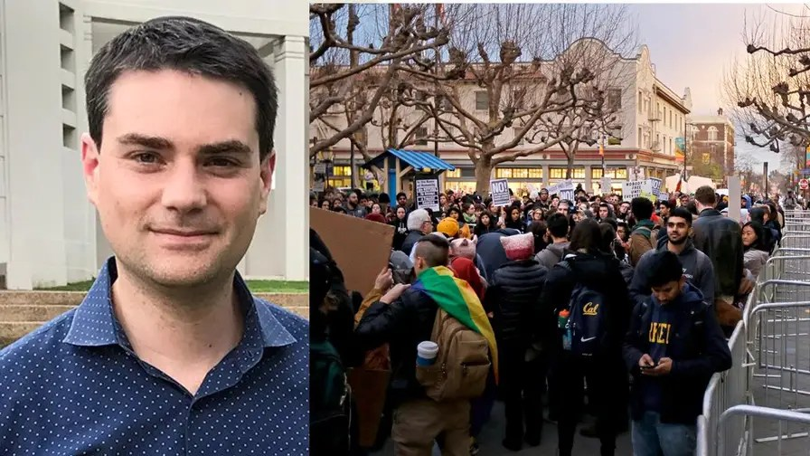 A look at who Ben Shapiro is, why UC Berkeley is 'bracing' for his speech, and why the University has become a cultural battleground for the First Amendment