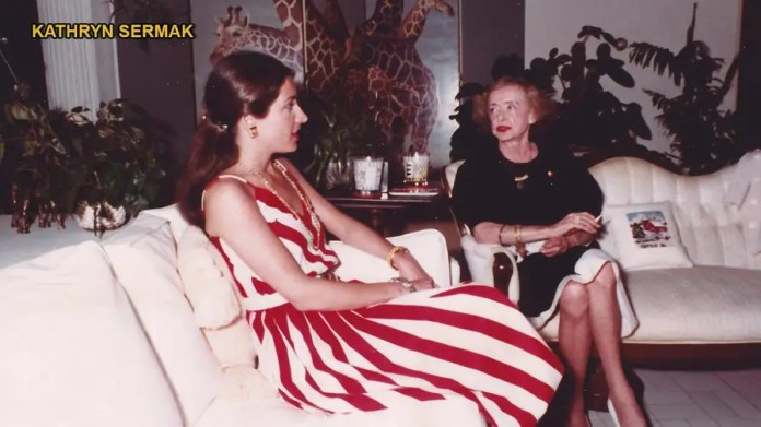 Fox411: Kathryn Sermak, who served as Bettie Davis' personal assistant from 1979 until her death in 1989, says that her daughter, Barbara 'B.D' Hyman's tell-all book left Davis so humiliated she didn't want to live anymore