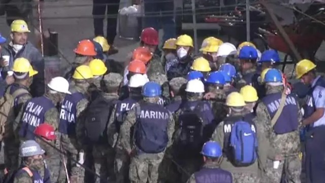 Joshua Partlow of the Washington Post shares an update on earthquake response in Mexico