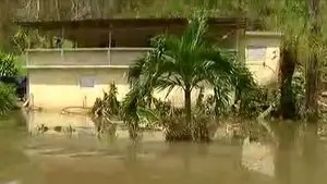 Steve Harrigan reports on Hurricane Maria response, flooding damage