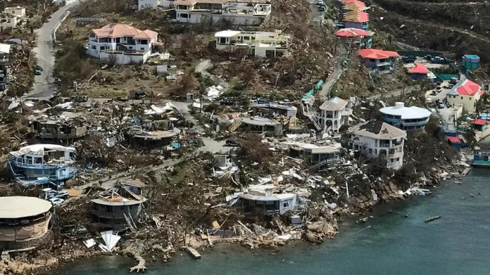 U.S. troops are staging a major operation after devastation from deadly hurricanes in recent weeks; national security correspondent Jennifer Griffin reports from Saint Croix