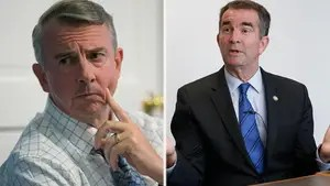 Democratic candidate Ralph Northam is 5 points ahead of Republican challenger Ed Gillespie; Doug McKelway has the details on 'Special Report.'