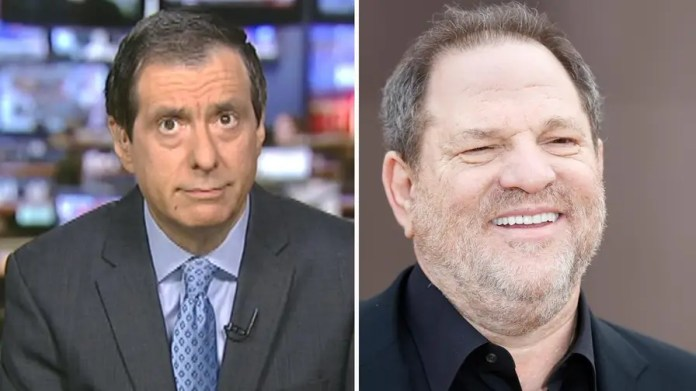 'MediaBuzz' host Howard Kurtz weighs in Ronan Farrow's bombshell New Yorker expose on Harvey Weinstein and on A-list actors speaking out against Weinstein only after he's been fired from his company.