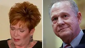 Second woman accuses Alabama Republican Senate candidate Roy Moore of sexual misconduct when she was a minor.