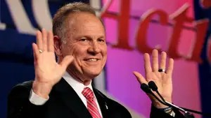 Like Hollywood, accusations of sexual misconduct are rocking national and local politics. From Roy Moore to Al Franken, here's a look at some of the most recent accusations aimed at politicians.