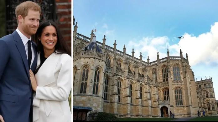 Kensington Palace announces couple's 2018 wedding plans.
