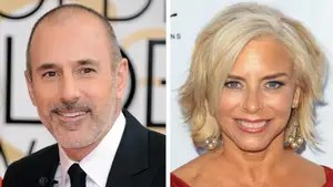 Fox411: Nancy Alspaugh, Matt Lauer's first wife, said she was shocked by the longtime 'Today' host's firing amid sexual misconduct claims.