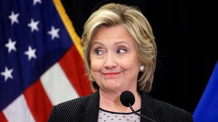 Hillary Clinton popularity hits all-time low USA NEWS HEADLINES