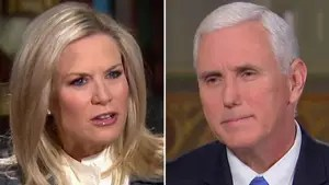 The vice president discusses immigration and the budget on 'The Story with Martha MacCallum.'