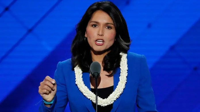 Hawaii congresswoman speaks out about missile threat.