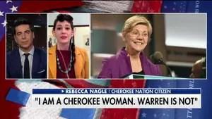 Cherokee Woman Rips Elizabeth Warren for Ancestry Claim