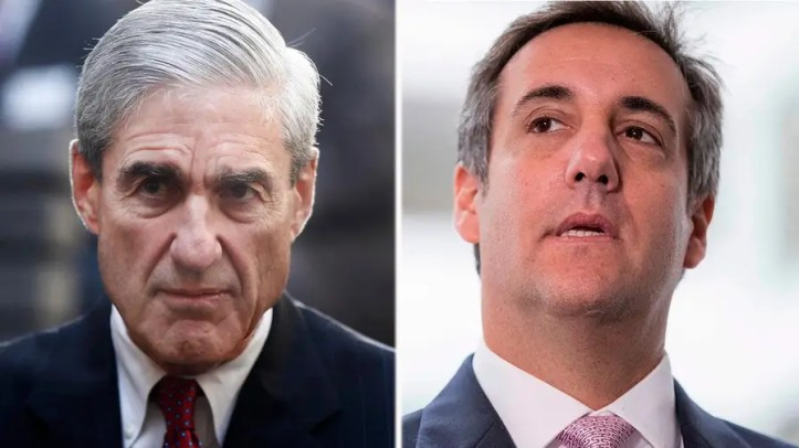 President Trump slams FBI raid as part of special counsel witch hunt.