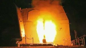 Joint airstrikes in Syria strike three targets to degrade the regime's ability to use chemical weapons; Deputy White House press secretary Raj Shah shares insight on 'Fox & Friends.'
