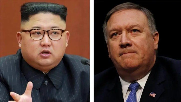 CIA director traveled to North Korea over Easter Weekend; chief White House correspondent John Roberts reports.