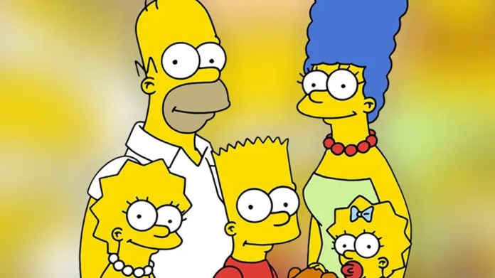 'The Simpsons' created history