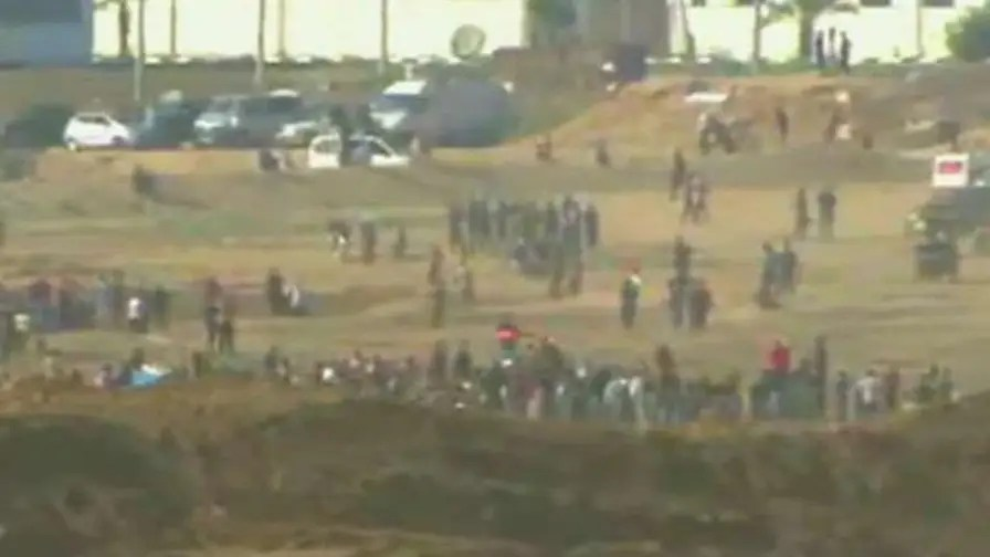 Demonstrations continue in response to President Trump's decision to move the U.S. embassy in Israel to Jerusalem; Trey Yingst reports.