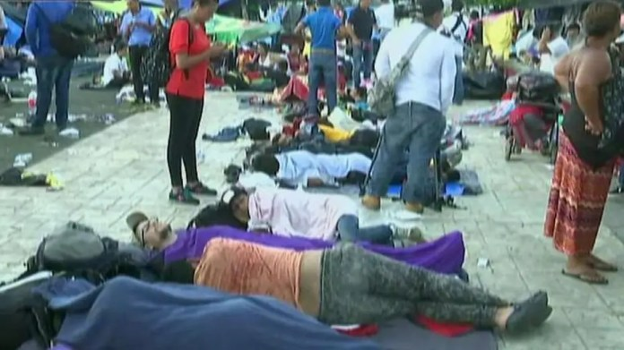 What can US do to stop migrant caravans?