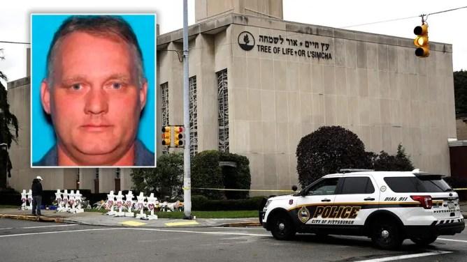 Image result for Robert Bowers kills tree of life synagogue shooting
