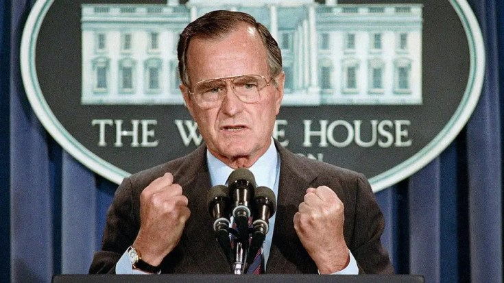 Karl Rove: George H.W. Bush had a deep patriotism