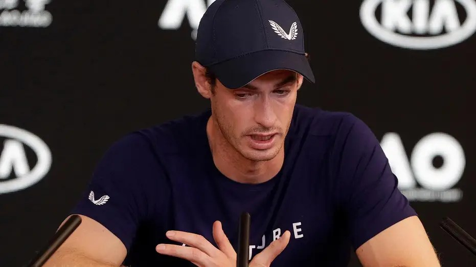 Andy Murray Tearfully Announces Retirement From Tennis