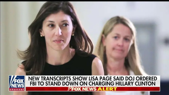 Nunes: Lisa Page Revelations Show 'Orchestrated Effort' at DOJ, FBI Not to Prosecute Clinton