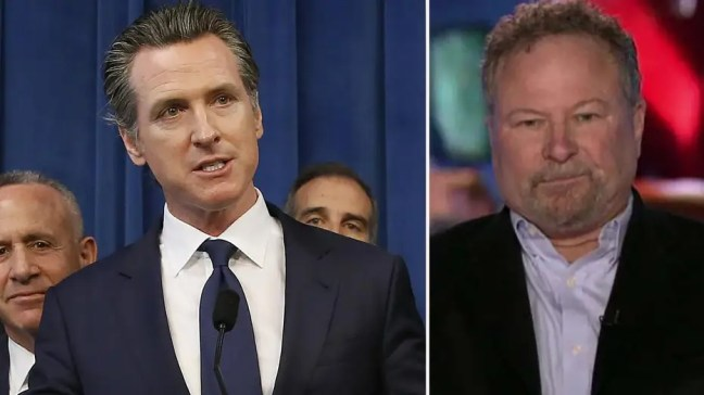 'It's disgusting': Dad of man killed by illegal immigrant blasts California Gov. Newsom's trip to Central America