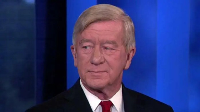 Bill Weld issues primary challenge to President Trump