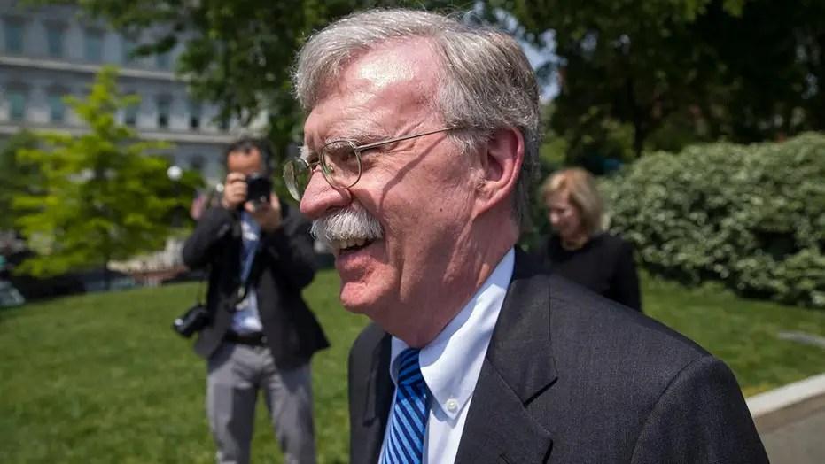 National Security Adviser John Bolton on Venezuelan crisis
