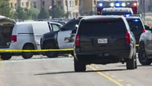 Texas mass shooter strikes in multiple locations